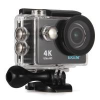 Камера EKEN H9R (1080p, 60fps, подводный бокс, Wi-Fi, пульт)