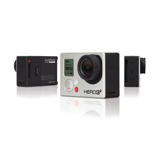 Камера GoPro HERO3+: Black Edition (4K, 120fps, подводный бокс). Фото.