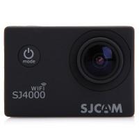 Камера SJCAM SJ4000 WiFi (1080p, 30fps, подводный бокс, Wi-Fi)