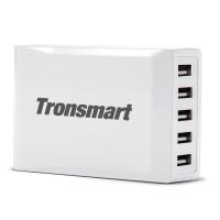Зарядное устройство Tronsmart (8 А, 5 USB портов)