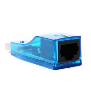 Адаптер USB LAN (RJ45). Фото.