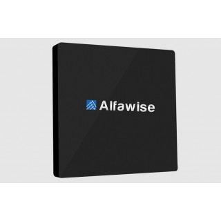 Alfawise S92 (Amlogic S912, 2GB/16GB, LAN, Android 6.0) Смарт ТВ приставка. Фото.