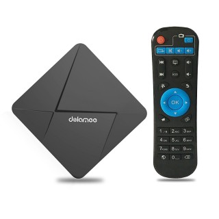 Dolamee D5 (RK3229, 1-2GB/8GB, LAN, Android 5.1) Android TV BOX. Фото.