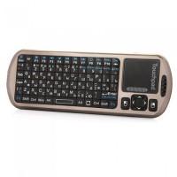 Клавиатура iPazzPort KP-810-18V (обучаемый пульт, микрофон, динамик)