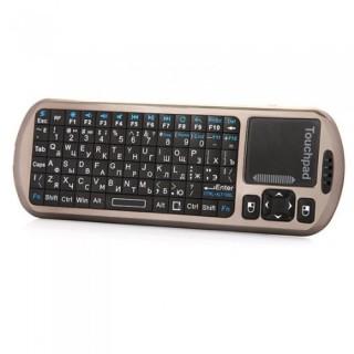 Клавиатура iPazzPort KP-810-18V (обучаемый пульт, микрофон, динамик). Фото.