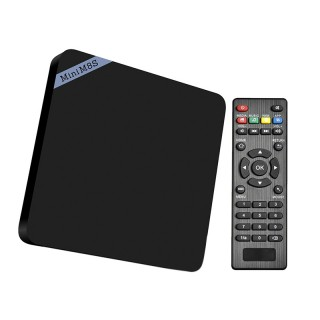 Mini M8S II (Amlogic S905X, 2GB/8-16GB, LAN, Android 6.0) TV BOX. Фото.