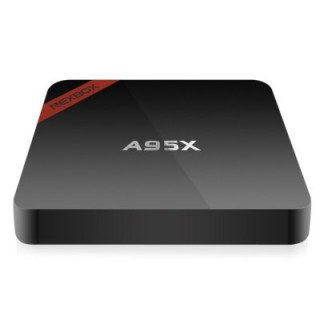 NEXBOX A95X (Amlogic S905X, 2GB/8-16GB, LAN, Android 6.0) TV BOX. Фото.