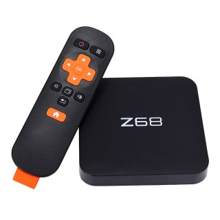 NEXBOX Z68 (RK3368, 2GB/16GB, LAN, Android 5.1) TV BOX. Фото.