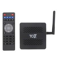 TOX1 (Amlogic S905X3, 2-4GB/16-32GB, LAN, Android 9.0)