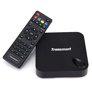 Tronsmart MXIII Plus (Amlogic S812, 2GB/8GB, LAN, Android 5.1) TV BOX. Фото.
