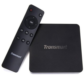 Tronsmart Vega S95 Telos (Amlogic S905, 2GB/16GB, LAN, Android 5.1). Фото.