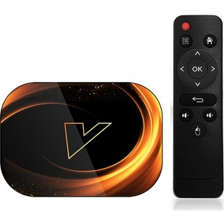 VONTAR X3 (Amlogic S905X3, 4GB/16-64GB, LAN, Android 9.0). Фото.