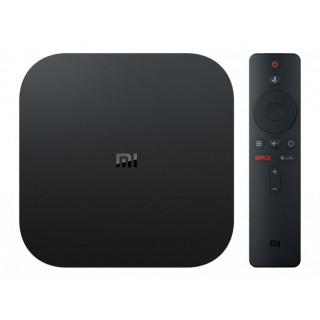 Xiaomi Mi Box S (Amlogic S905X-H, 2GB/8GB, LAN, Android 8.0) TV BOX. Фото.