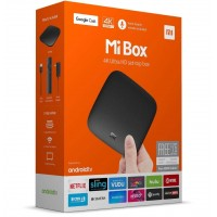 Xiaomi Mi Box (Amlogic S905X-H, 2GB/8GB, LAN, Android 7.0) TV BOX