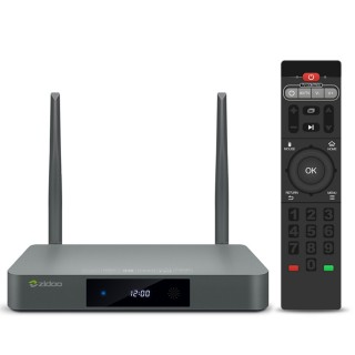 ZIDOO X9S (Realtek RTD1295, 2GB/16GB, LAN, Android 6.0) TV BOX. Фото.
