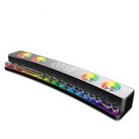 Игровой саундбар SOAIY SH39 (12 Вт, Bluetooth/3.5mm/USB)