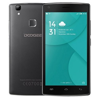 "DOOGEE X5 MAX Pro (5.0"" 1280х720, MTK6737, 2 sim, 2ГБ/16ГБ, Android 6.0, LTE). Фото."