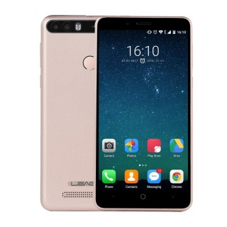 "LEAGOO KIICAA POWER (5.0"" 1280х720, MTK6580A, 2 sim, 2ГБ/16ГБ, Android 7.0). Фото."