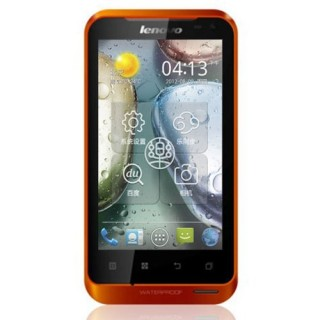 Lenovo A660 (Dual Core, MTK6577, 512MB, Waterproof). Фото.