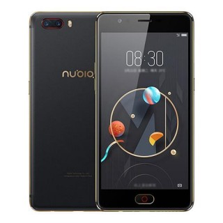 "ZTE Nubia M2 (5.5"" 1920x1080, Snapdragon 625, 2 sim, 4ГБ/64ГБ, Android 6.0, LTE). Фото."