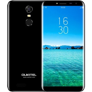 "Oukitel C8 4G (5.5"" 1280х640, MT6737, 2 SIM, 2ГБ/16ГБ, Android 7.0, LTE). Фото."