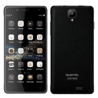 "Oukitel K4000 Pro (5.0"" 1280х720, MTK6735P, 2 sim, 2ГБ/16ГБ, Android 5.1). Фото."