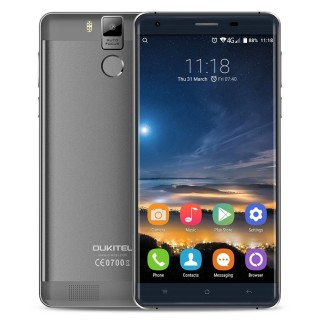 "Oukitel K6000 Pro (5.5"" 1920х1080, MT6753, 2 SIM, 3ГБ/32ГБ, Android 6.0, LTE). Фото."