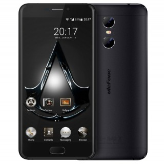 "Ulefone Gemini (5.5"" 1920х1080, MT6737T, 2 sim, 3ГБ/32ГБ, Android 6.0, LTE). Фото."
