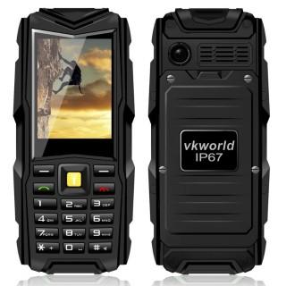 """VKworld Stone V3 (2.4"""" 320х240, SC6531, 3 sim, IP67). Фото."""