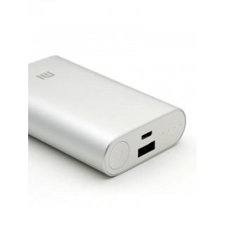 Внешний аккумулятор Xiaomi 10000 (10000 мА·ч). Фото.
