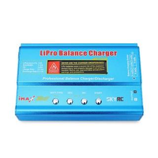 Зарядное устройство SkyRC IMAX B6 (NiCd/NiMH,Li-ion/LiFePO4/Li-Po,Pb). Фото.