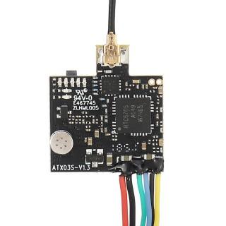 FPV передатчик Eachine ATX03S (25 / 50 / 100 / 200 мВт, 40 каналов, 5.8 ГГц, звук). Фото.