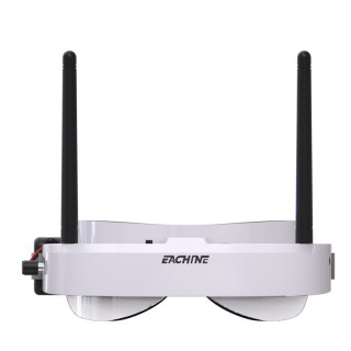 "FPV очки Eachine EV100 (5.0"", 720x540, 72 каналов, HDMI вход, Diversity). Фото."