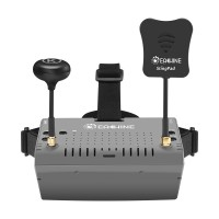 "FPV шлем Eachine EV900 (5.0"", 1920x1080, 40 каналов, HDMI вход, Diversity)"