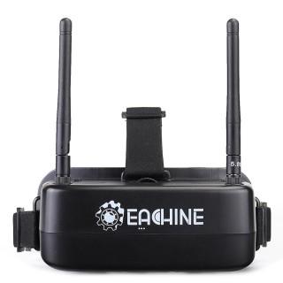 "FPV шлем Eachine EW30 (5.0"", 480x360, 48 каналов, DVR). Фото."