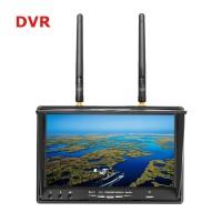 "FPV монитор Eachine LCD5802D (7.0"", 800x480, 40 каналов, Diversity)"