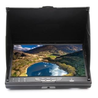 """FPV монитор Eachine LCD5802S (7.0"""", 800x480, 40 каналов, Diversity). Фото."""