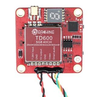 FPV передатчик Eachine TD600 (25 / 200 / 600 / 800 мВт, 40 каналов, 5.8 ГГц). Фото.
