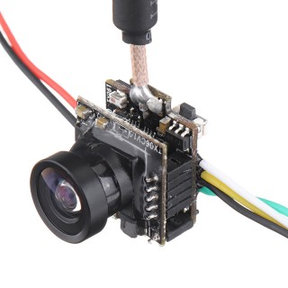 FPV камера Eachine TX06 (AIO, 700TVL, 25 мВт, 48 каналов). Фото.