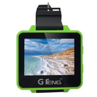 "FPV часы GTeng T909 (2.6"", 960x240, 32 канала). Фото."