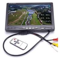 """FPV монитор (7"""", 1024x600, 48 каналов, NTSC/PAL)"""