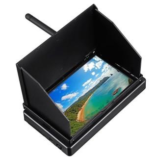 """FPV монитор (4.3"""", 480x272, 48 каналов, NTSC/PAL). Фото."""