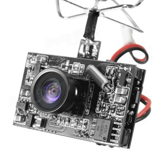 FPV камера Eachine DVR03 (25 / 50 / 200 мВт, 72 канала, DVR). Фото.