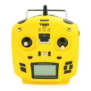 Универсальный пульт Jumper T8SG Lite (FrSKY, Futaba S-FHSS). Фото.