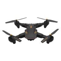Квадрокоптер VISUO XS809S (720p, Wi-Fi камера + управление с пульта)