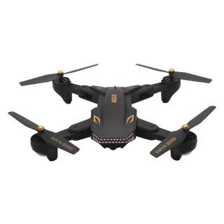 Квадрокоптер VISUO XS809S (720p, Wi-Fi камера + управление с пульта). Фото.