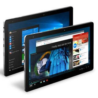 "CHUWI Hi10 Pro (10.1"", Z8350, 4GB/64GB, Windows 10/Android 5.1). Фото."