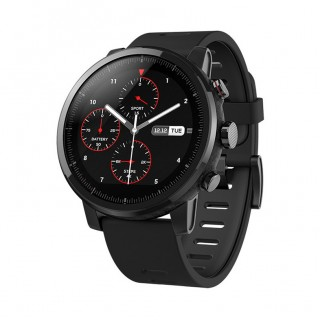 Xiaomi Huami Amazfit Smartwatch 2 Stratos (умные часы, GPS трекинг, IP68, 5 ATM). Фото.