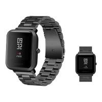 Металлический браслет/ремешок для часов Xiaomi Huami Amazfit Bip
