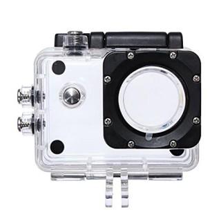 Подводный бокс для камер SJ4000. Фото.